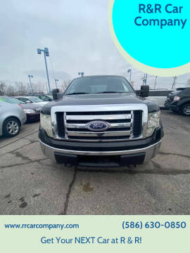 2010 Ford F-150 for sale at R&R Car Company in Mount Clemens MI
