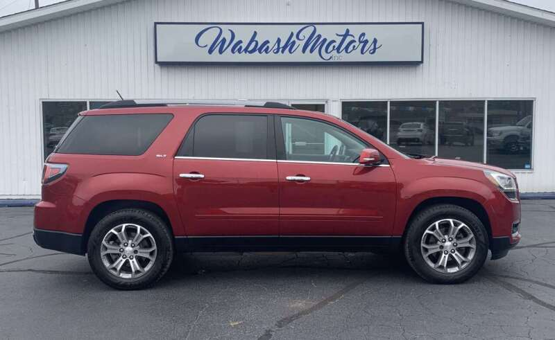 2014 GMC Acadia for sale at Wabash Motors in Terre Haute IN