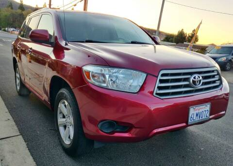 2010 Toyota Highlander for sale at Apollo Auto El Monte in El Monte CA