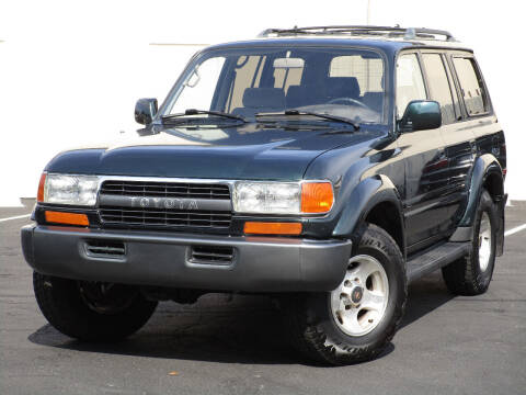 1994 Toyota Land Cruiser for sale at Ritz Auto Group in Dallas TX