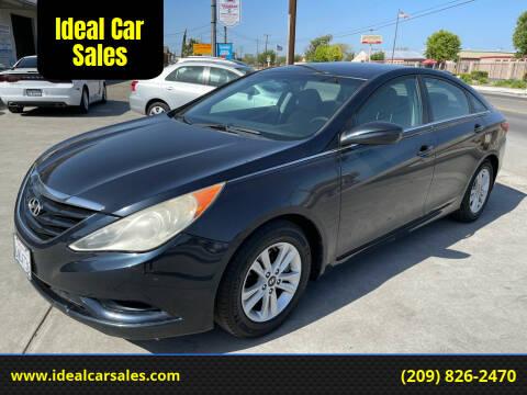 2011 Hyundai Sonata for sale at Ideal Car Sales in Los Banos CA