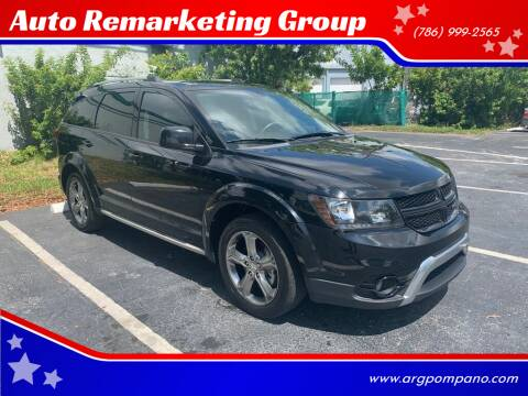 2016 Dodge Journey for sale at Auto Remarketing Group in Pompano Beach FL