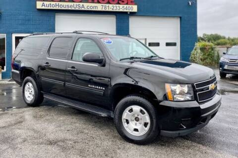 2013 Chevrolet Suburban for sale at Saugus Auto Mall in Saugus MA