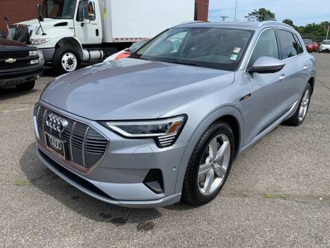 2019 Audi e-tron for sale at JMAC IMPORT AND EXPORT STORAGE WAREHOUSE in Bloomfield NJ