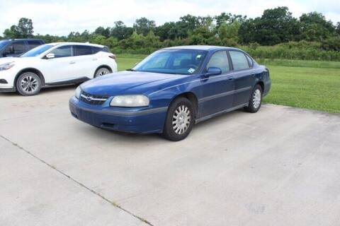 2004 Chevrolet Impala for sale at Auto Group South - Performance Dodge Chrysler Jeep in Ferriday LA