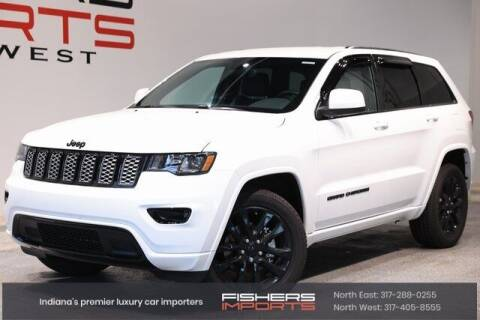 2020 Jeep Grand Cherokee for sale at Fishers Imports in Fishers IN