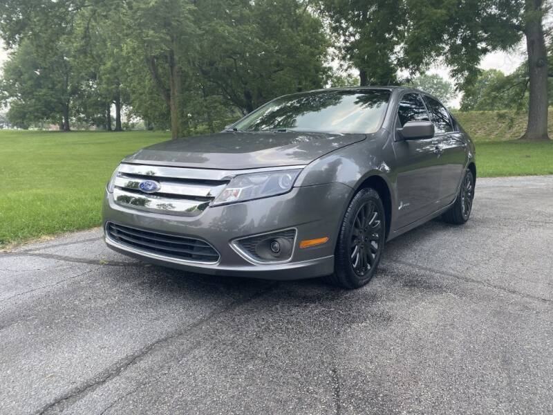 2011 Ford Fusion Hybrid for sale in Heath, OH