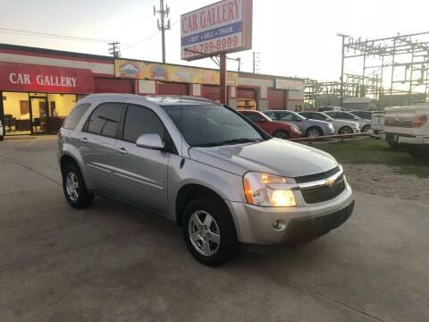 2006 Chevrolet Equinox for sale at Car Gallery in Oklahoma City OK