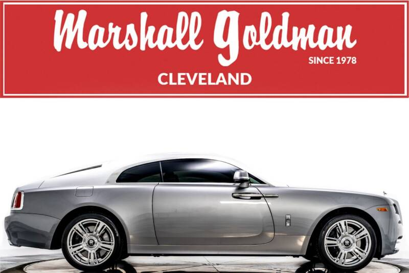 2016 Rolls-Royce Wraith for sale in Cleveland, OH