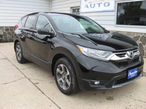 2017 Honda CR-V for sale at Choice Auto in Carroll IA