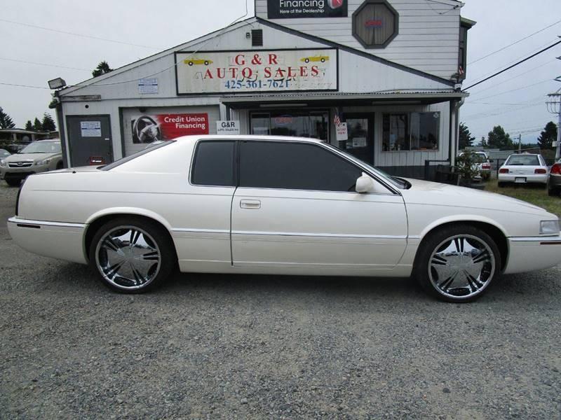 1996 Cadillac Eldorado for sale at G&R Auto Sales in Lynnwood WA