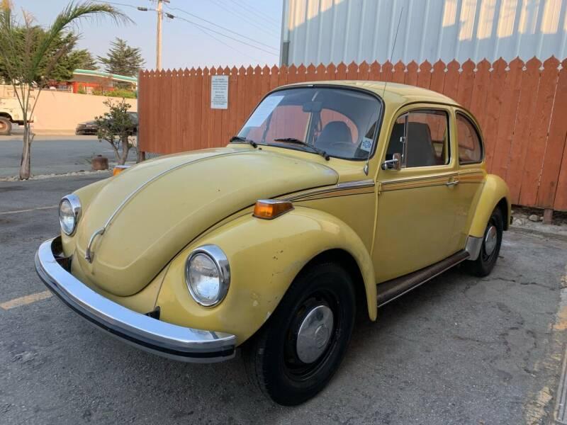 1973 Volkswagen Beetle for sale at Dodi Auto Sales in Monterey CA
