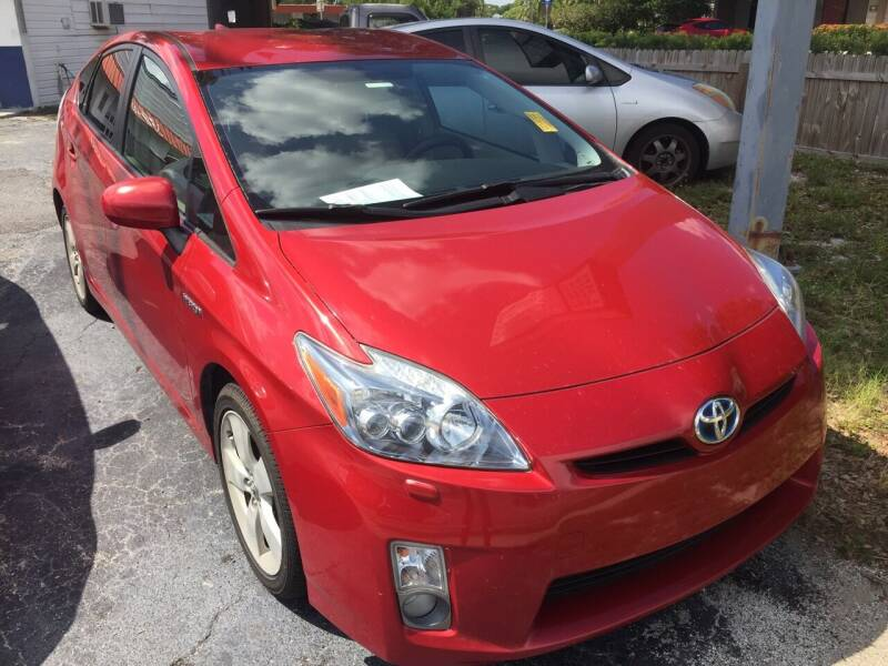 2011 Toyota Prius for sale at Regal Cars of Florida-Clearwater Hybrids in Clearwater FL