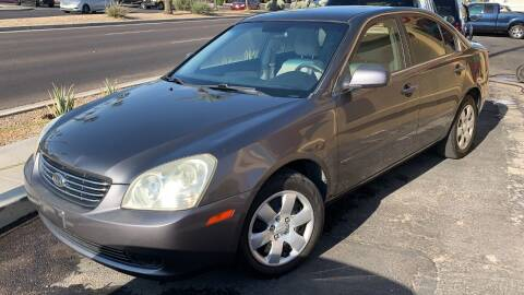 2006 Kia Optima for sale at 911 AUTO SALES LLC in Glendale AZ