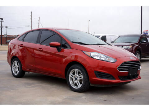 2019 Ford Fiesta for sale at Sand Springs Auto Source in Sand Springs OK