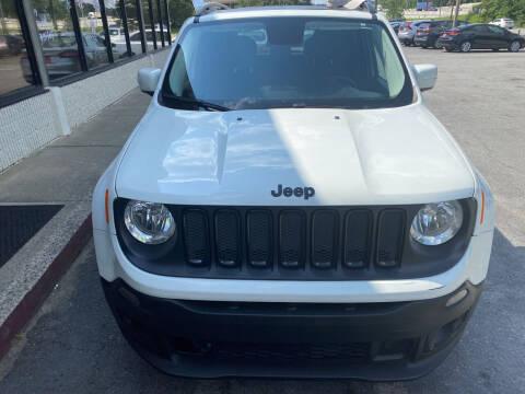 2017 Jeep Renegade for sale at J Franklin Auto Sales in Macon GA