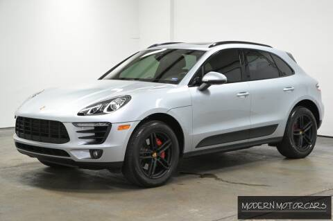 2018 Porsche Macan for sale at Modern Motorcars in Nixa MO