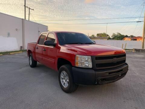 2012 Chevrolet Silverado 1500 for sale at MIAMI FINE CARS & TRUCKS in Hialeah FL