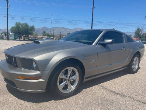 2008 Ford Mustang for sale at Tucson Auto Sales in Tucson AZ