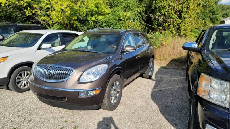 2009 Buick Enclave for sale at Clare Auto Sales, Inc. in Clare MI