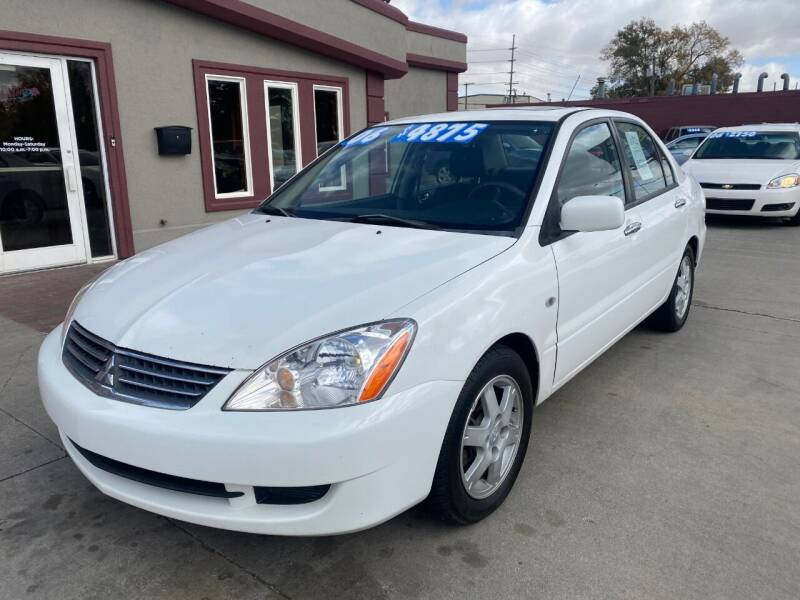 2006 Mitsubishi Lancer for sale at Sexton's Car Collection Inc in Idaho Falls ID