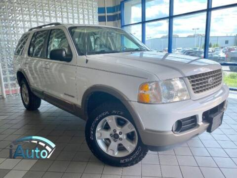 2004 Ford Explorer for sale at iAuto in Cincinnati OH