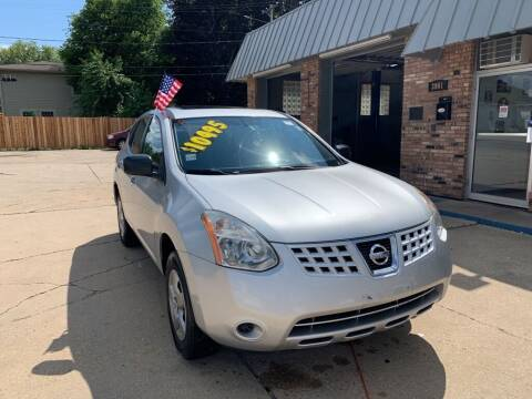 2010 Nissan Rogue for sale at LOT 51 AUTO SALES in Madison WI