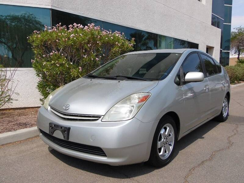 2005 Toyota Prius for sale at Auction Motors in Las Vegas NV