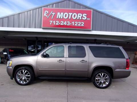 2012 Chevrolet Suburban for sale at RT Motors Inc in Atlantic IA