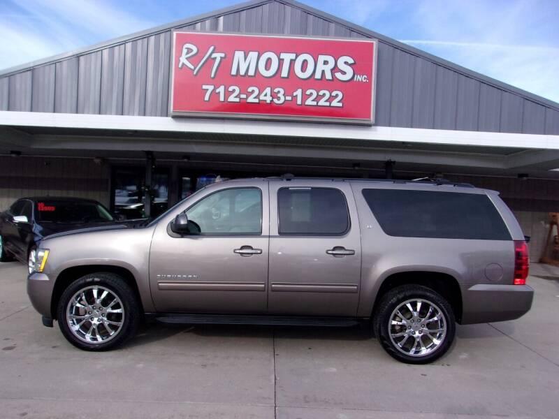 2012 Chevrolet Suburban for sale at RT Motors Inc in Atlantic IA