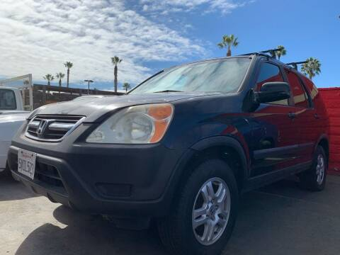 2003 Honda CR-V for sale at CARCO SALES & FINANCE #2 in Chula Vista CA