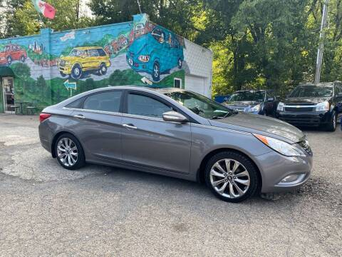 2011 Hyundai Sonata for sale at Showcase Motors in Pittsburgh PA