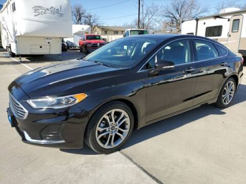 2019 Ford Fusion for sale at Kell Auto Sales, Inc - Grace Street in Wichita Falls TX