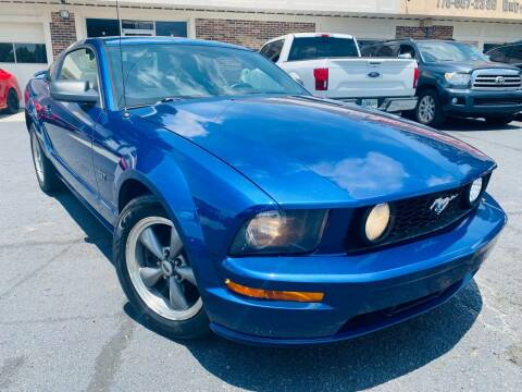 2006 Ford Mustang for sale at North Georgia Auto Brokers in Snellville GA
