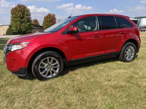 2012 Ford Edge for sale at McClain Auto Mall in Rochelle IL