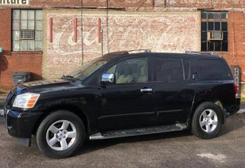 2004 Nissan Armada for sale at Lincoln County Automotive in Fayetteville TN