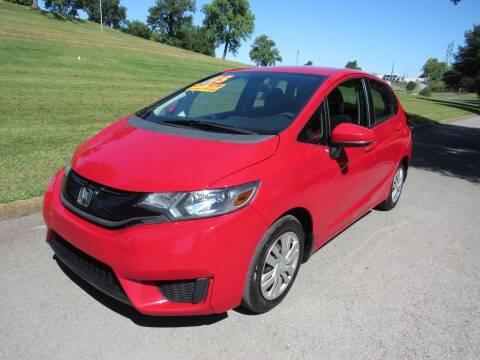 2015 Honda Fit for sale at Roadstar Auto Sales Inc in Nashville TN