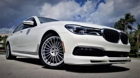 2018 BMW 7 Series for sale at Progressive Motors in Pompano Beach FL