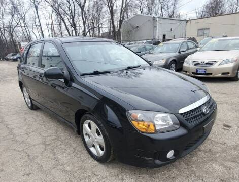 2009 Kia Spectra for sale at Nile Auto in Columbus OH