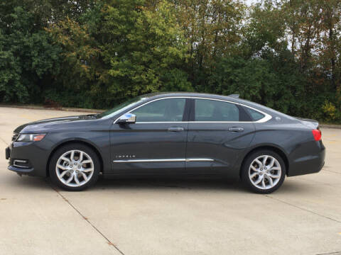 2019 Chevrolet Impala for sale at LANDMARK OF TAYLORVILLE in Taylorville IL