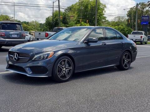 2016 Mercedes-Benz C-Class for sale at Gentry & Ware Motor Co. in Opelika AL