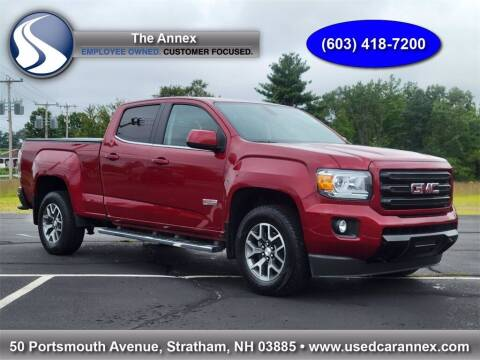 2018 GMC Canyon for sale at The Annex in Stratham NH