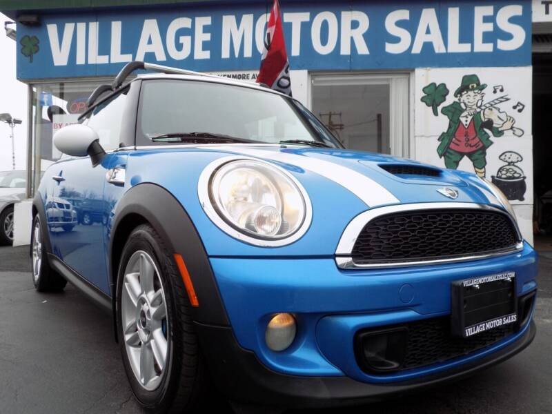 2011 MINI Cooper for sale at Village Motor Sales in Buffalo NY