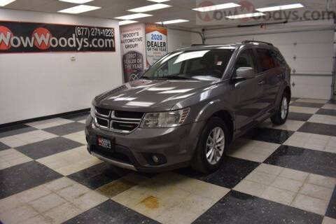 2013 Dodge Journey for sale at WOODY'S AUTOMOTIVE GROUP in Chillicothe MO