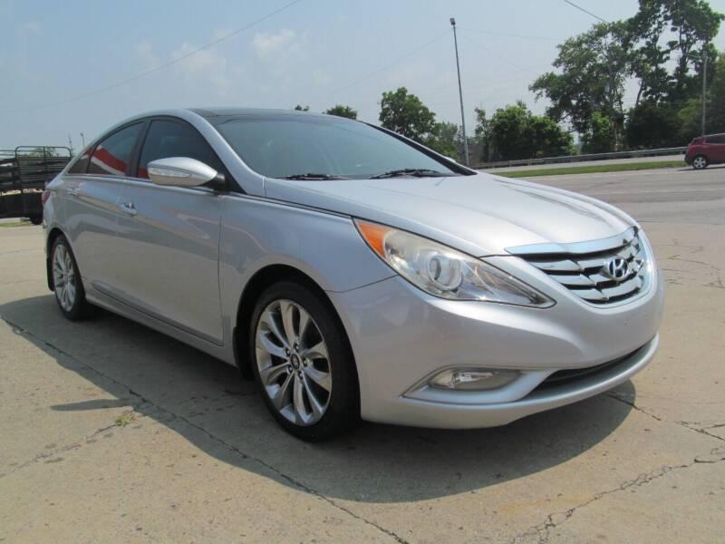 2012 Hyundai Sonata for sale at HarrogateAuto.com in Harrogate TN