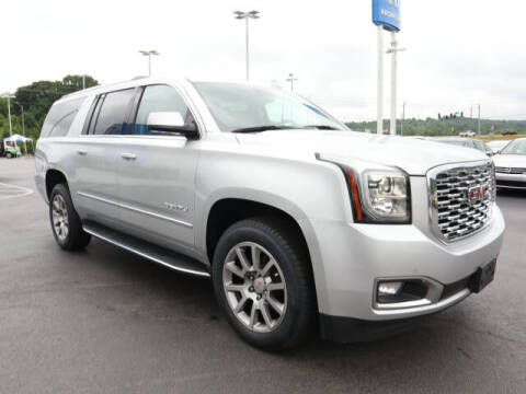 2020 GMC Yukon XL for sale at RUSTY WALLACE HONDA in Knoxville TN