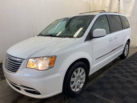 2015 Chrysler Town and Country for sale at Northwest Van Sales in Portland OR