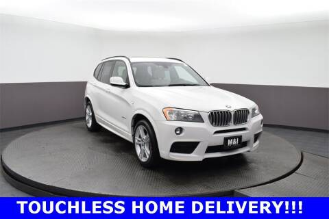 2014 BMW X3 for sale at M & I Imports in Highland Park IL