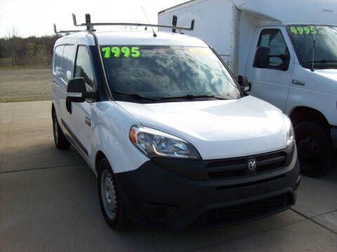 2015 RAM ProMaster City Cargo for sale at Summit Auto Inc in Waterford PA