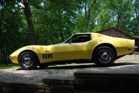1969 Chevrolet Corvette for sale at Haggle Me Classics in Hobart IN